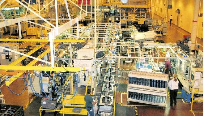 工业4.0正在引起制造业的变形