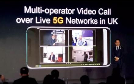华为已获得30多个5G商用合同其中18个合同来自...