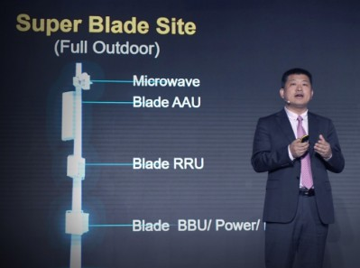 华为发布极简5G建设策略5G商业将成功可期
