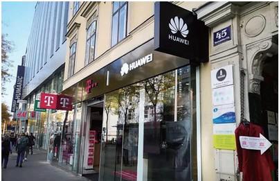 华为准备帮助德国奥地利建设下一代移动网络5G基础...