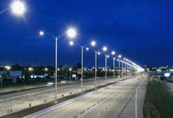 苏州内环高架路灯于2021年前将换成LED灯