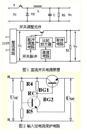 直流开关电源内部器件的各种保护电路设计