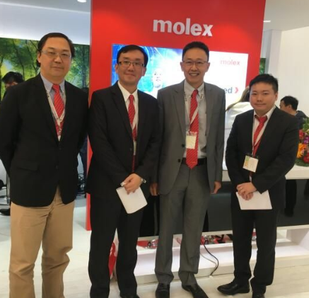 Molex不只卖连接器 而是一家有价值的解决方案供应商