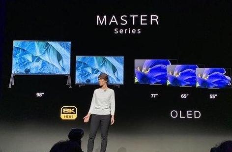 索尼推出全新OLED电视A9G系列 画质接近影视...