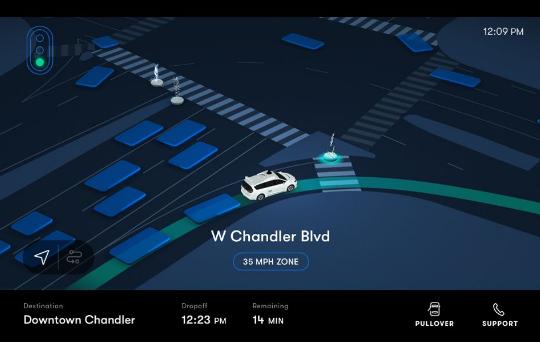 Uber和Cruise開放可視化軟件 自動駕駛開...