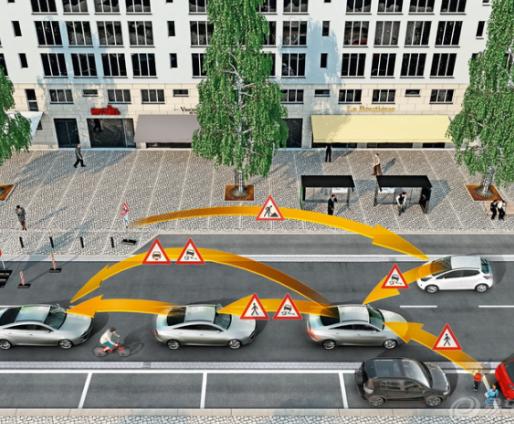 V2X成為一種智能網聯汽車的技術方向早已在業內獲...