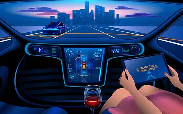 2019汽车人工智能计算技术及市场趋势