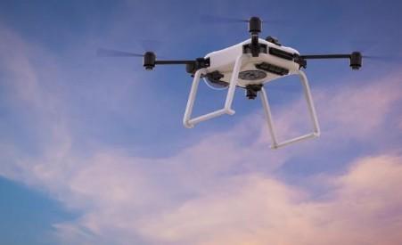 采用无人机对电力工程进行测量