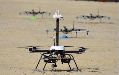 日企利用无人机技术进行气象观测