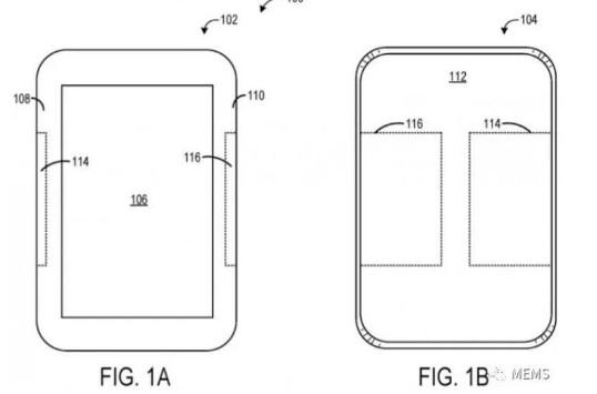 微软正在寻求将触摸传感器带入其硬件的织物材料中去