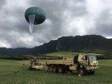 WASP ERS是无人机航空控股公司最新一代的战术浮空器