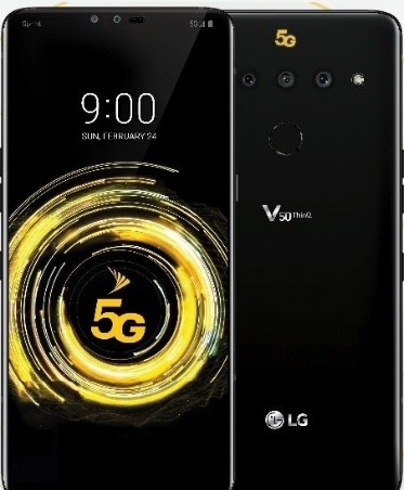 LG电子正式官宣了G8 ThinQ和V50 Th...