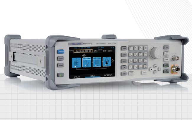 SSG3000X系列射频信号源的数据手册免费下载