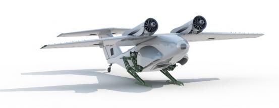 模仿鸟儿的飞行思路 设计短距起飞航程?#26174;?#30340;无人机