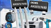Diodes推出领先市场的 AH35xx系列全极霍尔效应开关