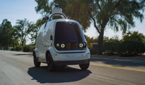 软银投资基金,自动驾驶物流事业未来可期