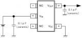兼容低ESR陶瓷電容 提供LDO正電壓調整器