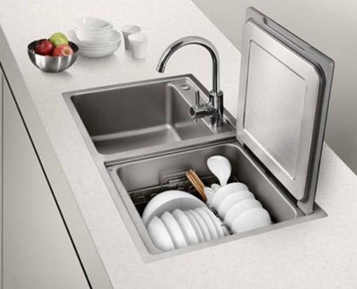 消费升级 助力洗碗机行业发展