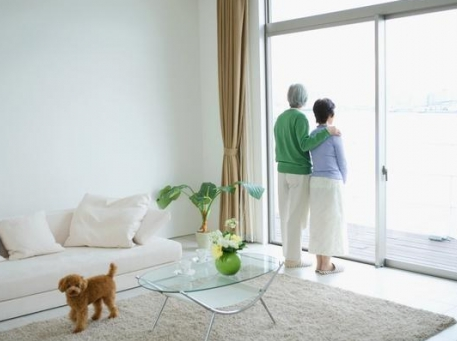 """""""全能型""""中央空调细心呵护父母健康 为父母温暖整个冬季"""