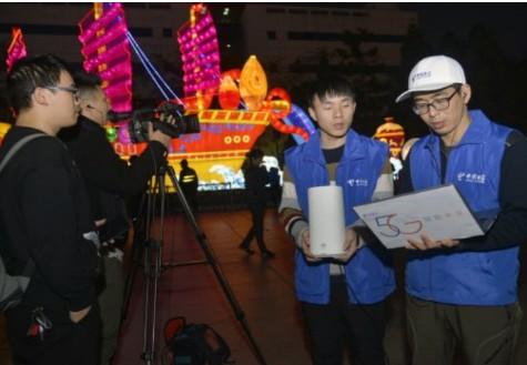 中国电信5G网络助力福州电视台成功实现了4K高清...