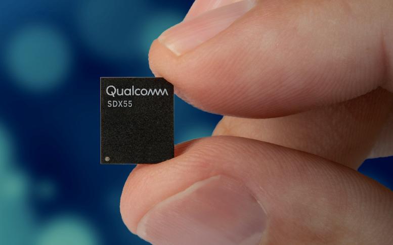 高通发布二代5G基带骁龙X55 支持多模全频段全球最快