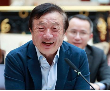 华为任正非表示华为可能会将其在美国的投资重新分配...
