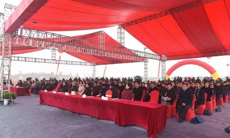 两电子科技公司总投资28亿元在黄石市建立工厂