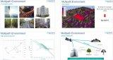 3D城市环境下的实时GNSS仿真测试