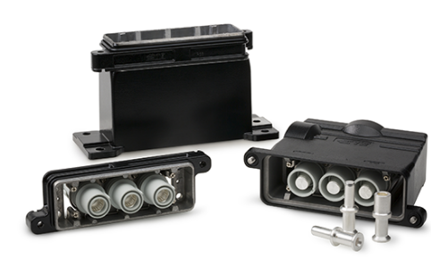TE擴展重型連接器產品 推出了大電流解決方案系列