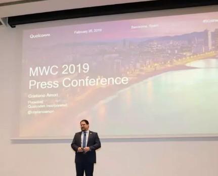 Qualcomm计划在2019年第二季度将集成式骁龙5G移动平台推向客户