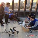 榕城福州市元宵灯会正式亮灯,中国电信5G+无人机首次亮相