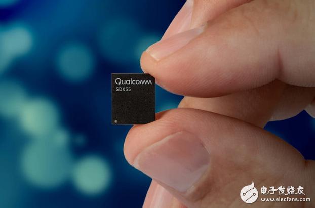 高通发布新一代SnapdragonX55的5G基频芯片 预计2019年底将能看到相关商用产品问世