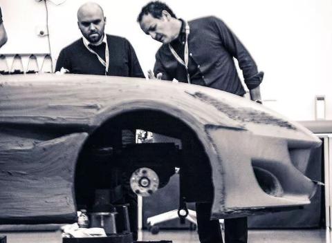 前法拉利、奔驰设计师加盟 让比亚迪的产品形象推到了一个全新的高度