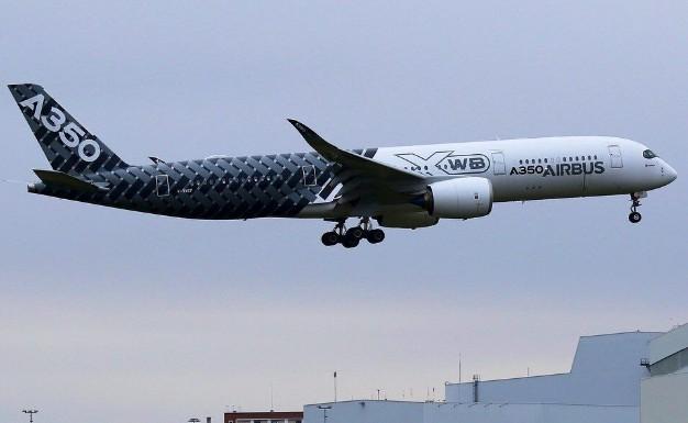 空客A350飞机将配备罗罗公司下一代Ultrafan发动机