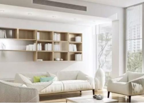 海信新品空调R+系列搭载健康nanoeTM技术 让你的新居专享健康风