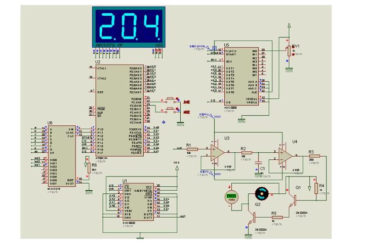 单片机入门汇编程序之直流电机的单片机控制程序资料免费下载