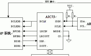 基于DSP和ARM的音频处理系统设计