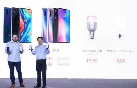 小米首款5G手机和近百款生态链产品亮相MWC