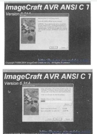 AVR单片机语言编译器的安装步骤及使用方法