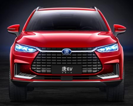 新能源汽车推荐 看看有没有你喜欢的款式吧