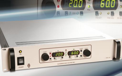 XP Power推出60 kV机架安装电源