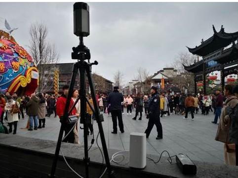 南京移动携手华为成功实现了秦淮灯会5G超高清的现场直播