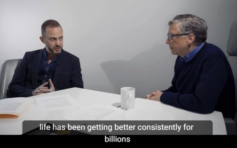 2019年10大突破性技术!微软比尔·盖茨从灵巧...