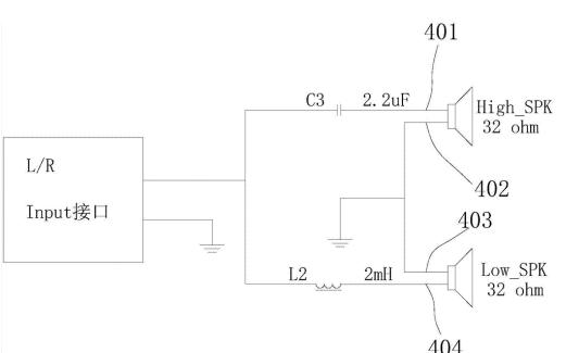 耳机分频电路的详细资料分析说明