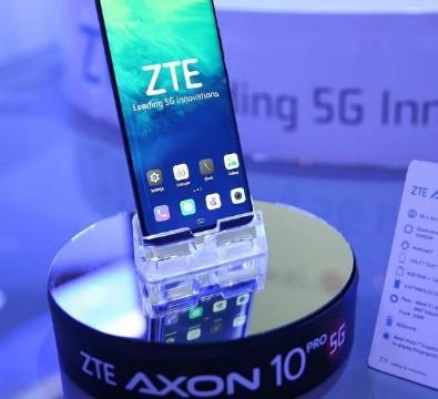 中兴已经具备了完整的5G商用解决方案