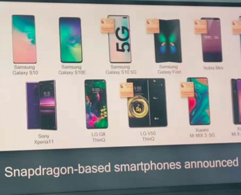 5G智能终端价格未来将会越来越具有竞争力