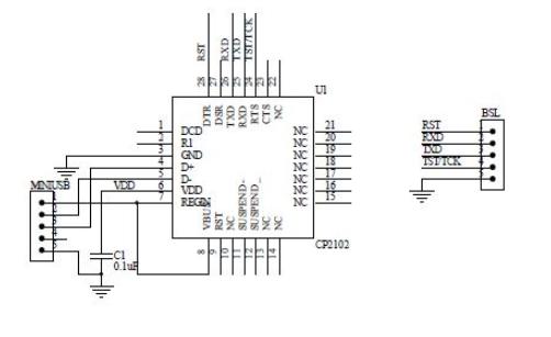MSP430单片机的C语言和汇编语言混合编程的详细描述和应用实例