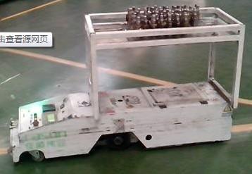 AGV机器人具备有哪些优势