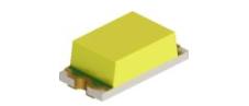 ROHM推出1608尺寸白光贴片LED 适用于以温控器为首显示面板