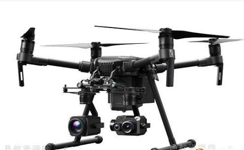 大疆发布了全面改进功能的经纬M200 V2系列无人机